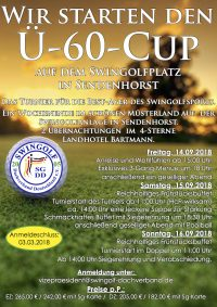 Einladung Ü-60-Cup