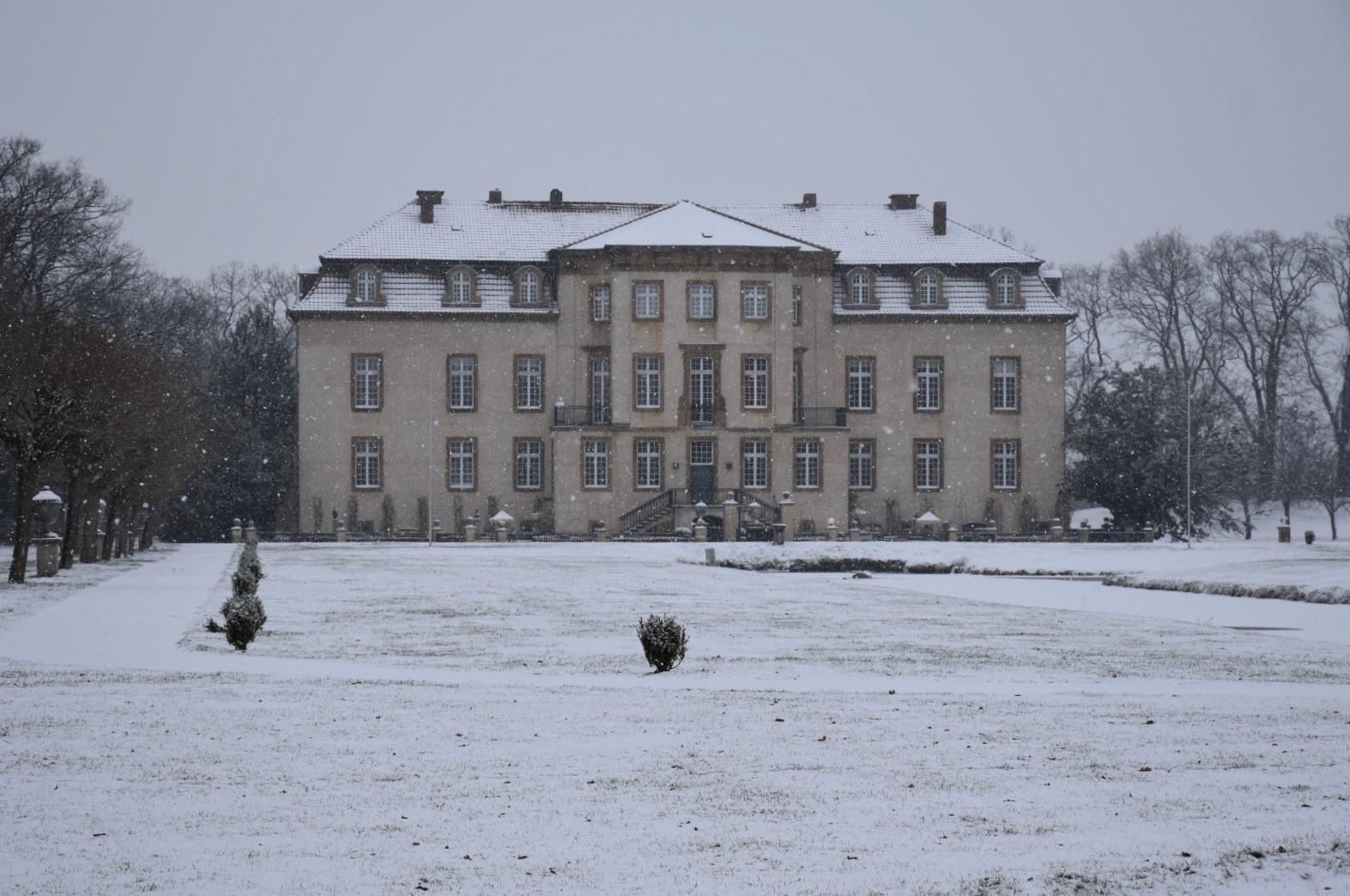 Schloss Schnee
